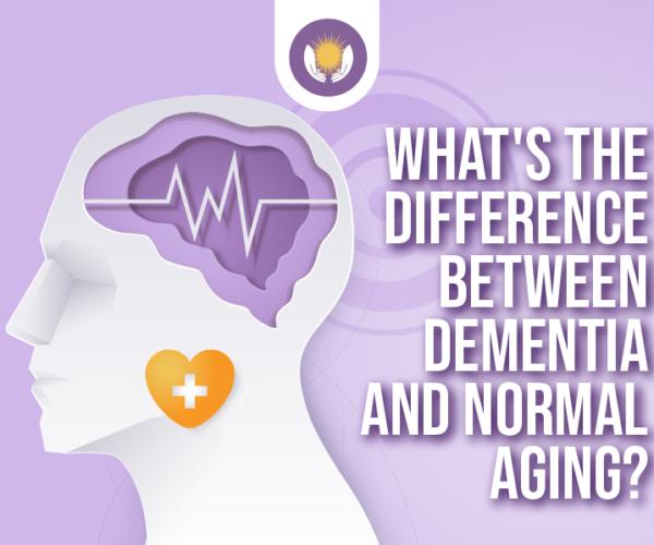 Dementia VS Normal Aging